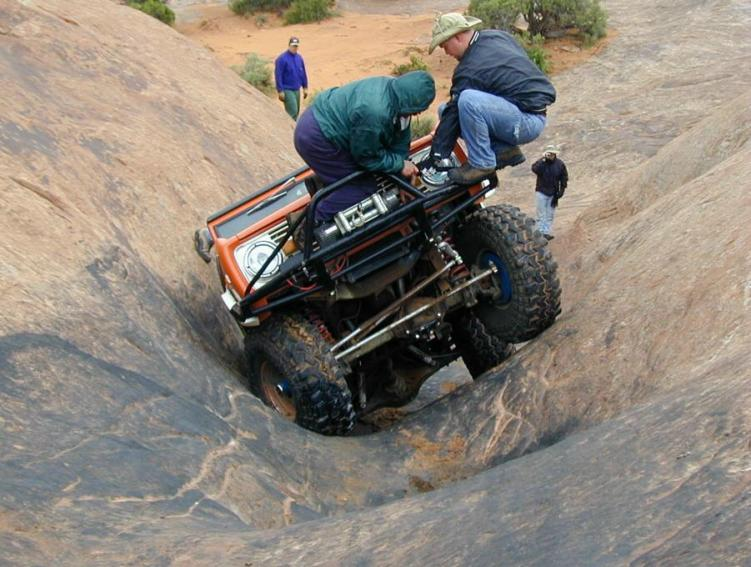 Ford Bronco 4x4 Moab