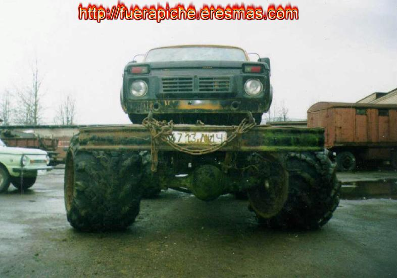 Lada Niva Bigfoot