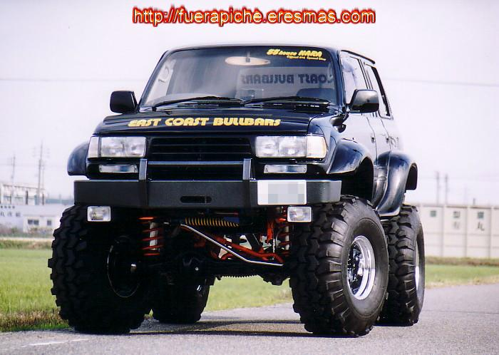 Toyota Land Cruiser  hdj80 bigfoot