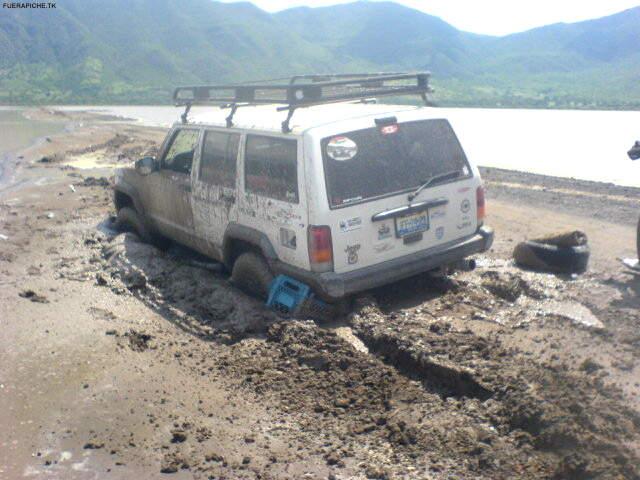 Fotos Jeep Cherokee Mexico 4x4