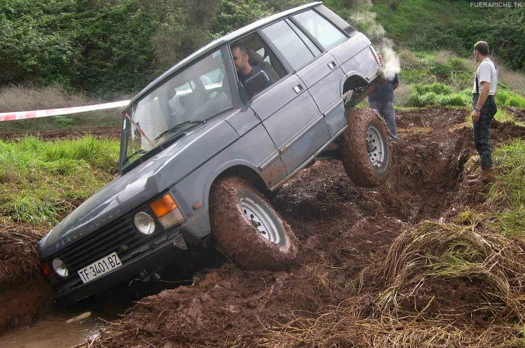 4X4 Off Road >> Fotos Range Rover 4x4